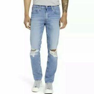 Levis Premium 511 Slim Fit Warp Stretch Jeans